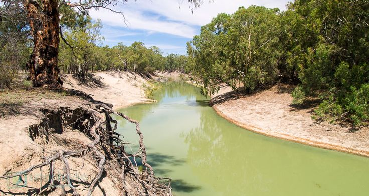 Corner Country Touring darling river