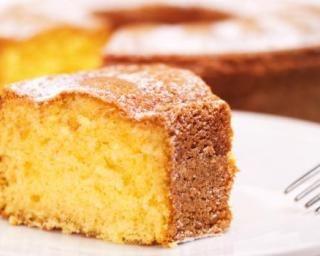 Gâteau citronné au fromage blanc 0%