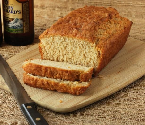 Simple Beer Bread It S Absolutely Delicious Buttery And Slightly Sweet Approx 3 Cups Self
