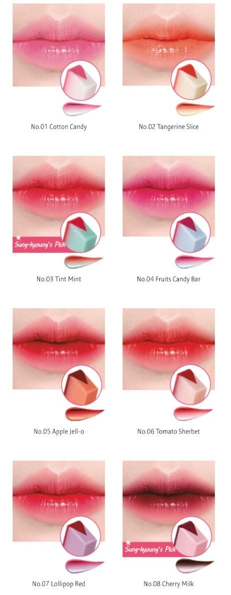 Two Tone Tint Lip Bar | Laneige