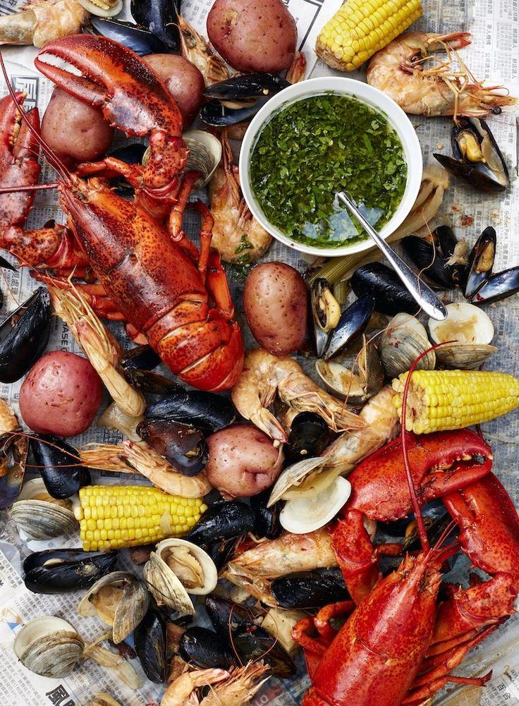 Bon Appétit - Shellfish Boil - Chris Lanier