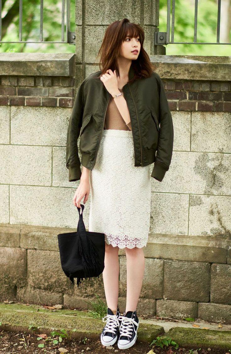 秋の新作スカートで魅せる7つの最旬スタイル Today's Pick Up ユニクロ