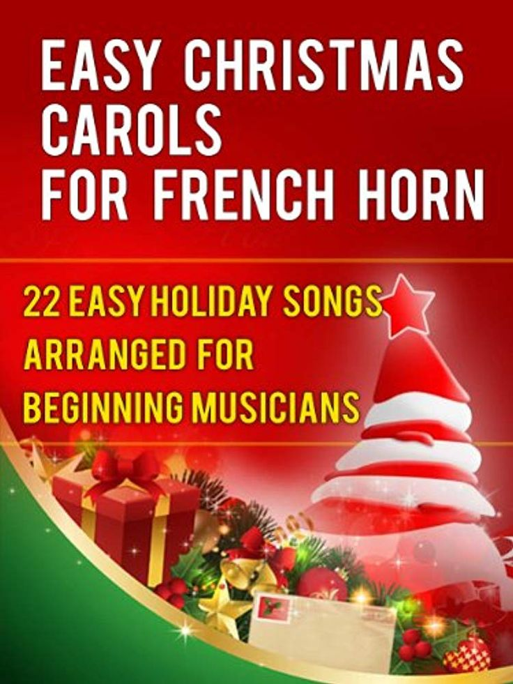 Christmas Carols for French Horn Easy Songs!