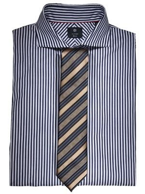 Shirt and Tie Combinations - Mens Shirt and Tie Combos - Esquire