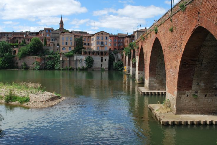 The old bridge