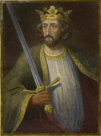 "Edward I Plantagenet of England ""Longshanks,"" Ruled England from 1272-1307; My 23rd great-grandfather"