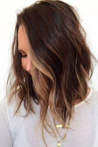 Beautiful Wavy Style for Medium Hair picture 3