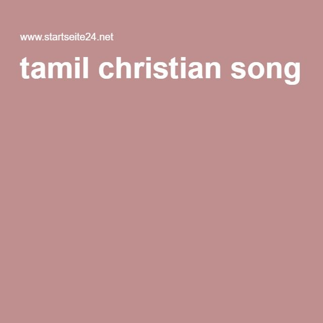 tamil christian song