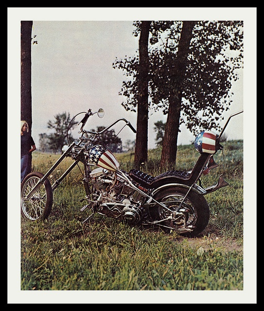 easy rider: a pursuit of American identity