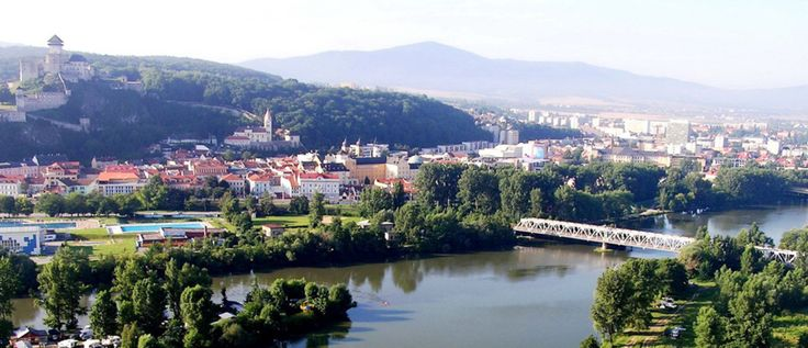 Trenčín - City on the River