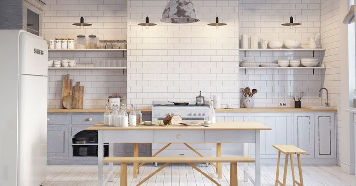 Chic Scandinavian Kitchen 8 Easy Affordable Ideas In 2020 Scandinavian Kitchen Cabinets Scandinavian Kitchen Design Scandinavian Kitchen