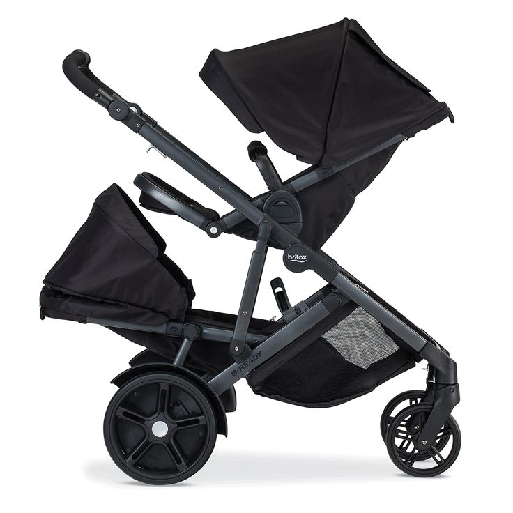 2017 BReady Configurations Britax b ready, Double