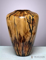 Chinese Pistache Wood Vessel by Greg Campbell