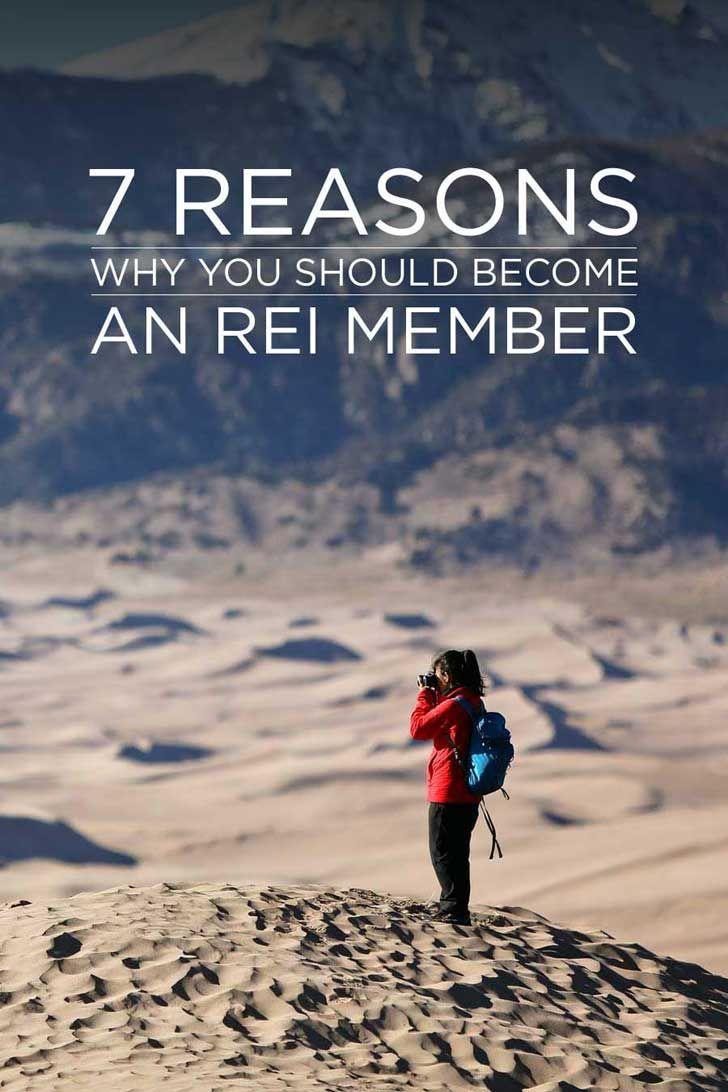REI Membership Benefits + Why You Should Become An REI Member // http://localadventurer.com
