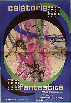 Fantastic Voyage (sci-fi)-Raquel Welch, Stephen Boyd, Donald Pleasence, dir. Ric