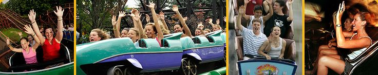 How did I never make it to Kennywood in my 4 years at CMU? Phantom's Revenge is the 5th best coaster in the world (2011 Golden Ticket Awards)