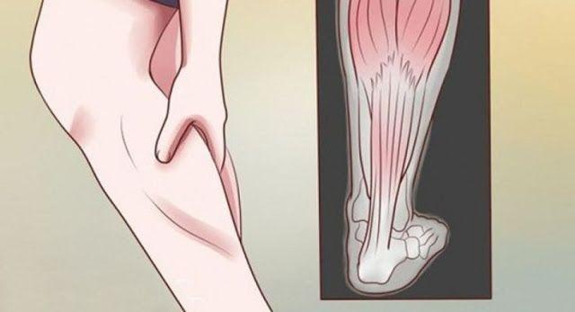 Prečo dostávate kŕče do nôh cez noc a ako tomu zabrániť