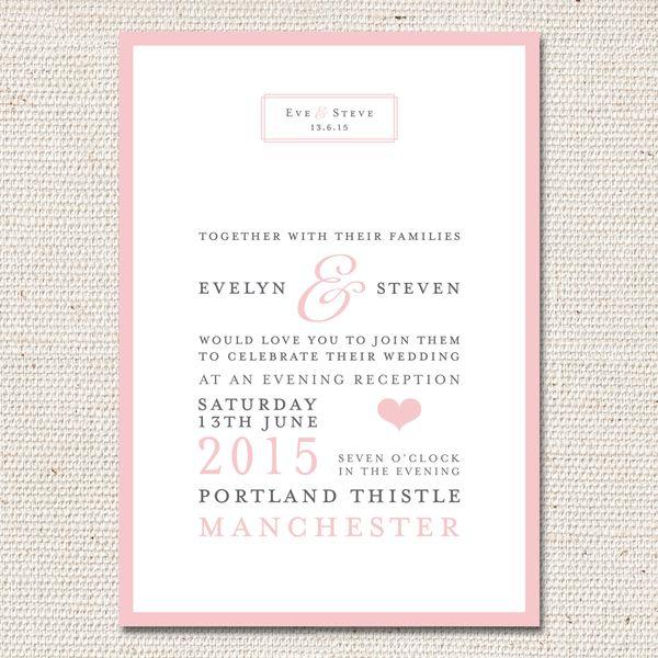 Eve Evening Invite [Flat]