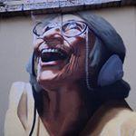 Work in progress by Bip in Oakland, USA #streetart #streetartnews @bip_graffiti