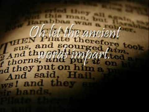 Ancient Words   Michael W. Smith  Chapter 9 We Learn About God's Love