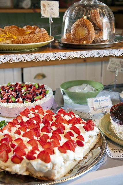 Finnish pastries