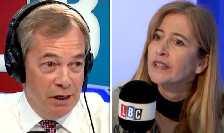 WATCH: Nigel Farage offers new anti-Brexit Renew party some SURPRISE advice