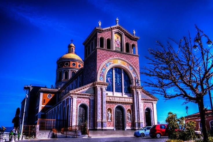 Santuario Madonna del Tindari #InvasioniDigitali