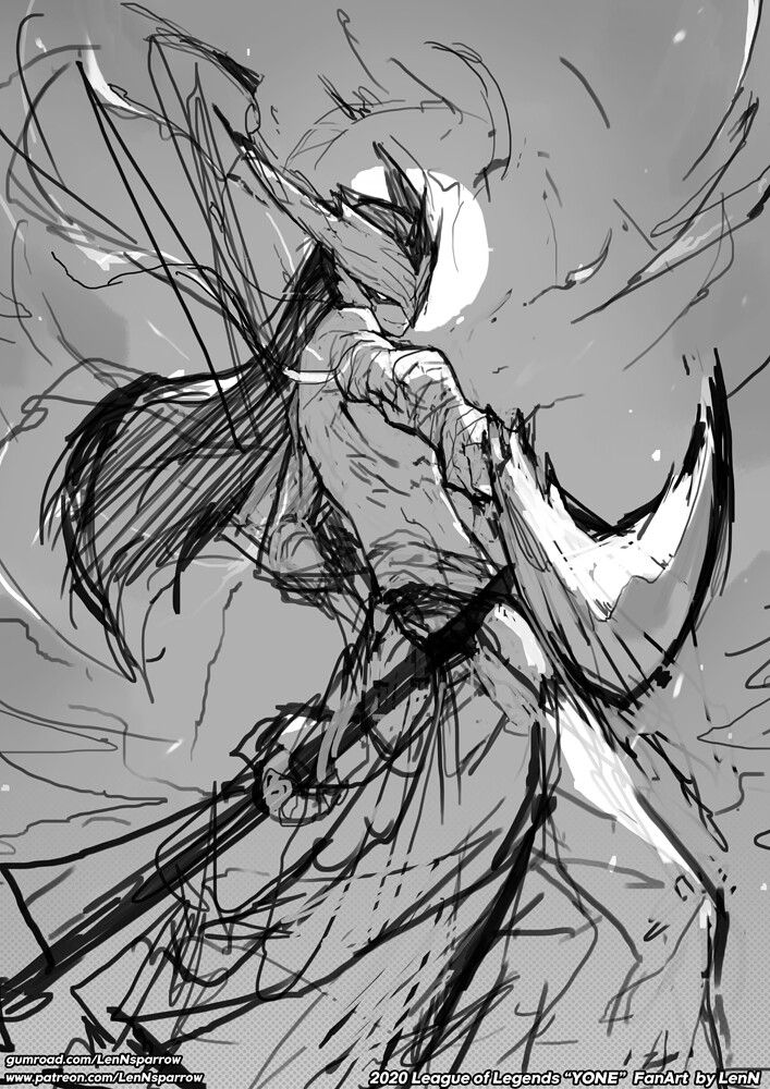 Artstation League Of Legends Yone Sketch Shin Taehwan Lenn League Of Legends Characters League Of Legends Lol League Of Legends Ls decides to play sketch league for the first time with some fans from twitch chat. league of legends yone sketch shin