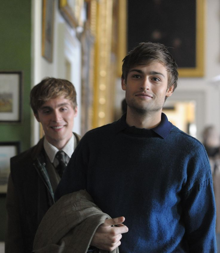 Douglas Booth and Jack Farthing star in The Riot Club, out now.