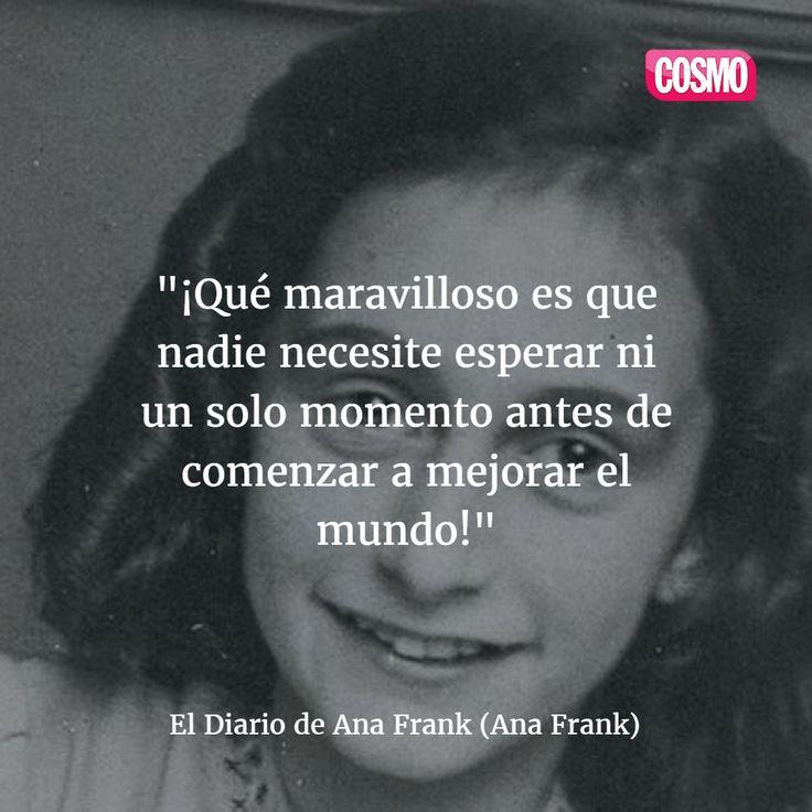El diario de Ana Frank | Frases inspiradoras, El diario de