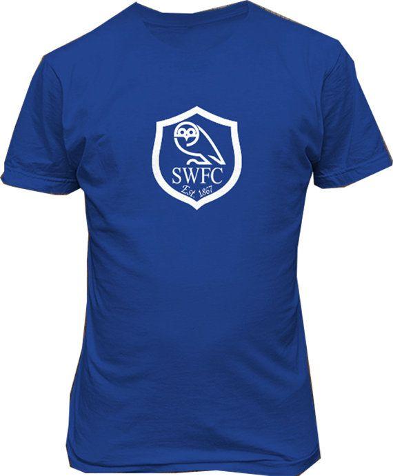 TJSPORT Sheffield Wednesday FC Soccer Football t Shirt England