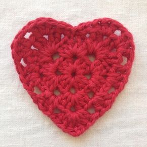 Free heart pattern!                                                                                                                                                                                 More