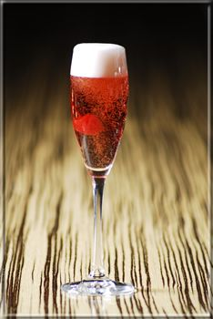 Add three parts champagne to 1 part cassis to enjoy a kir royale, the perfect summertime cocktail :)