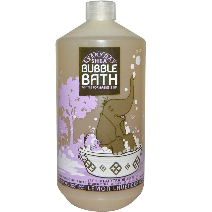 Perfume- and paraben-free bubble bath for the kids - and they come out smelling wonderful too, an added bonus! Discount code QOC222