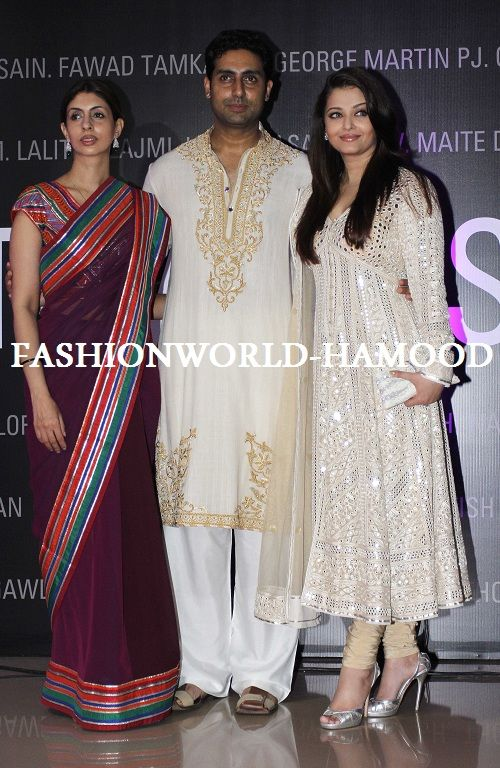 Aishwarya In Abu Jani Sandeep Khosla Suits