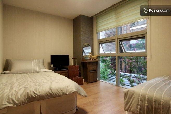 (Women only)B&B Chungdam Guest house , Twin Room