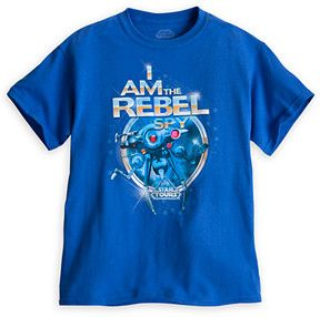 Rebel Spy Tee for Kids - Star Tours on shopstyle.com