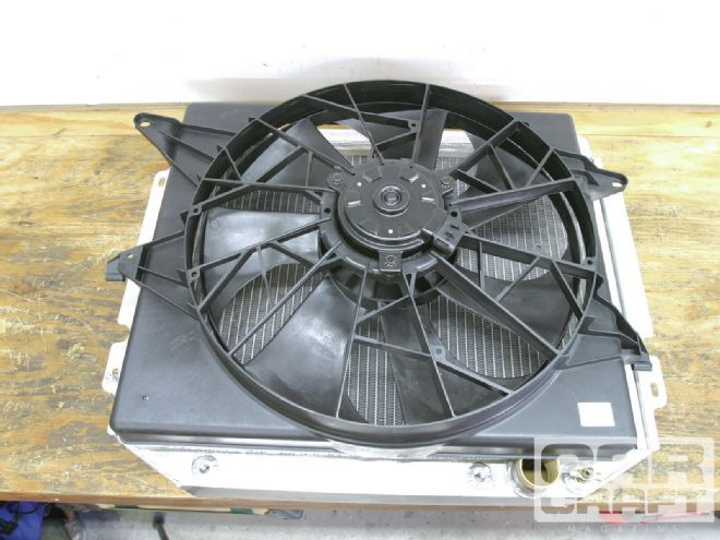 Electric Radiator Fans - Affordable Electric Fans
