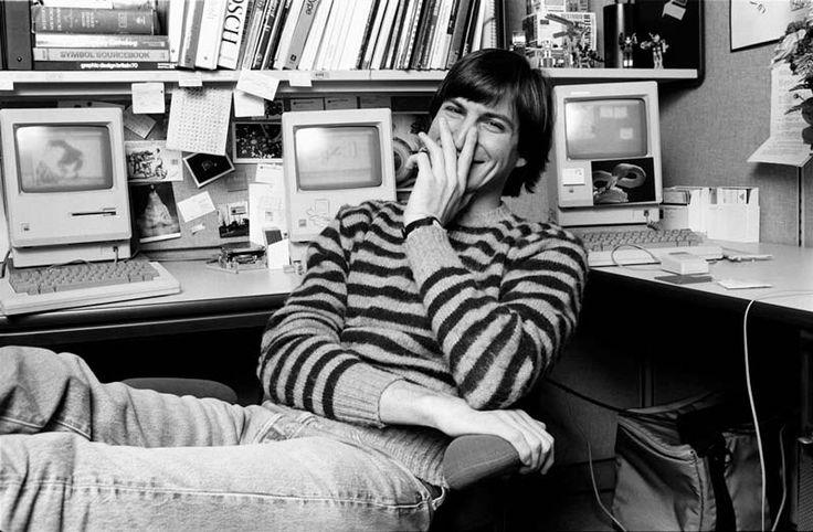 Стив Джобс 1984