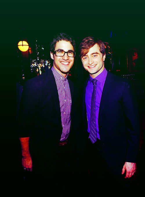 Darren Criss & Daniel Radcliffe