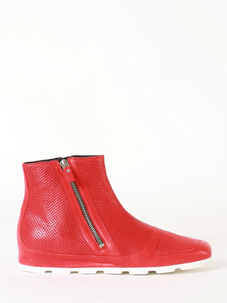 Agave red boots - Summer 2015 - new arrivals!