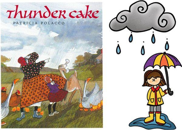 Thunder cake patricia polacco pdf
