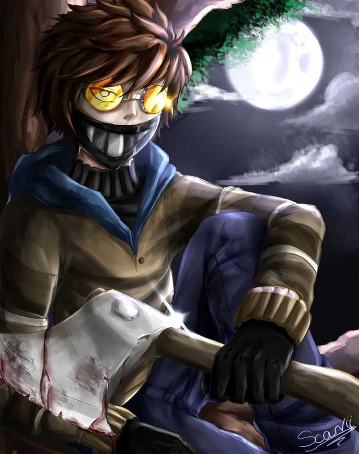 Pictures of Creepypasta Profiles Ticci Toby - #rock-cafe