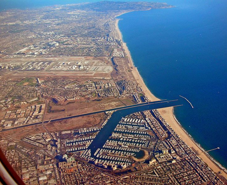 Marina del Rey, California - Wikipedia