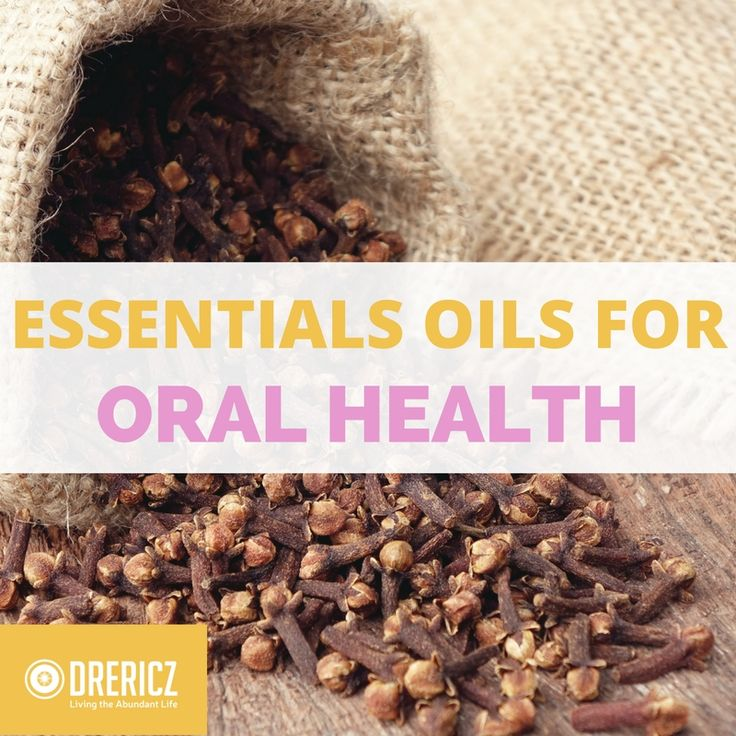 People all around the globe can testify: using essential oils for oral health will prove to be one the best decisions you've ever made for your body!