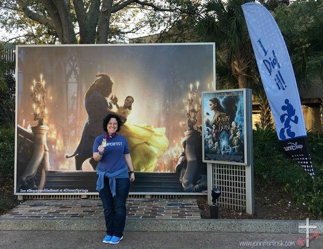 I did it!  Disney Princess Half Marathon Recovery