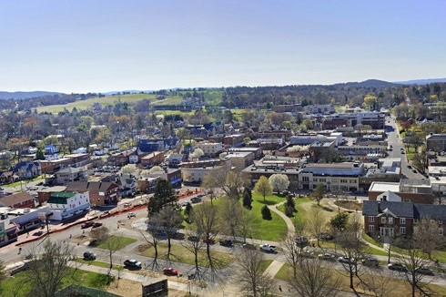 Overview Of Blacksburg See Why We 39 Re Consistently Ranked