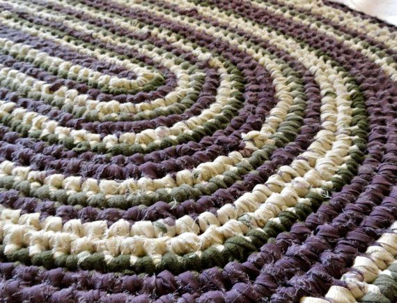 21 best craft rugs n stuff images on pinterest crochet for Plum and cream rug