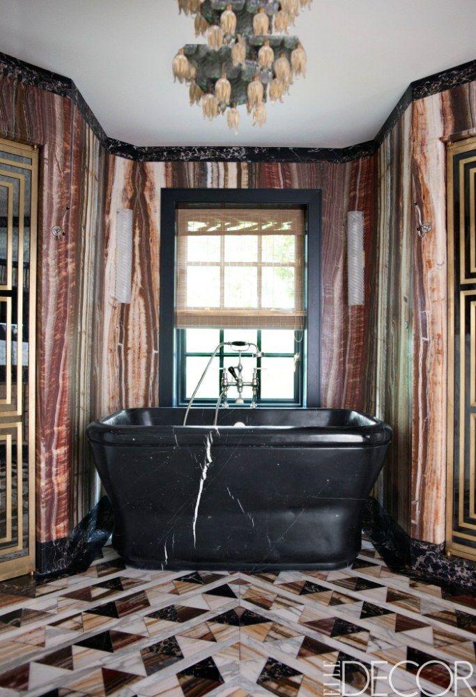 73 Best Art Deco Bathrooms Images On Pinterest Bathroom