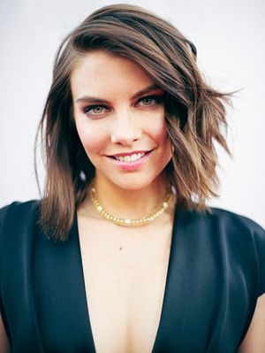 Lauren Cohan may spend her workdays covered in fake blood and guts on The Walking Dead. But on the weekends, she's all about coconut oil and sunscreen. Here, she answers our beauty questions and reveals her essential beauty products....
